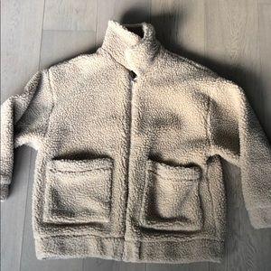 I.am.gia teddy bear jacket XS